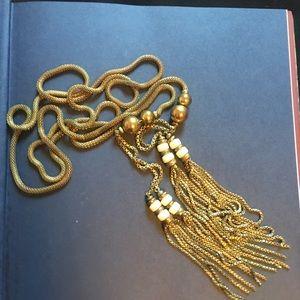 Jewelry - Brass belt or necklace